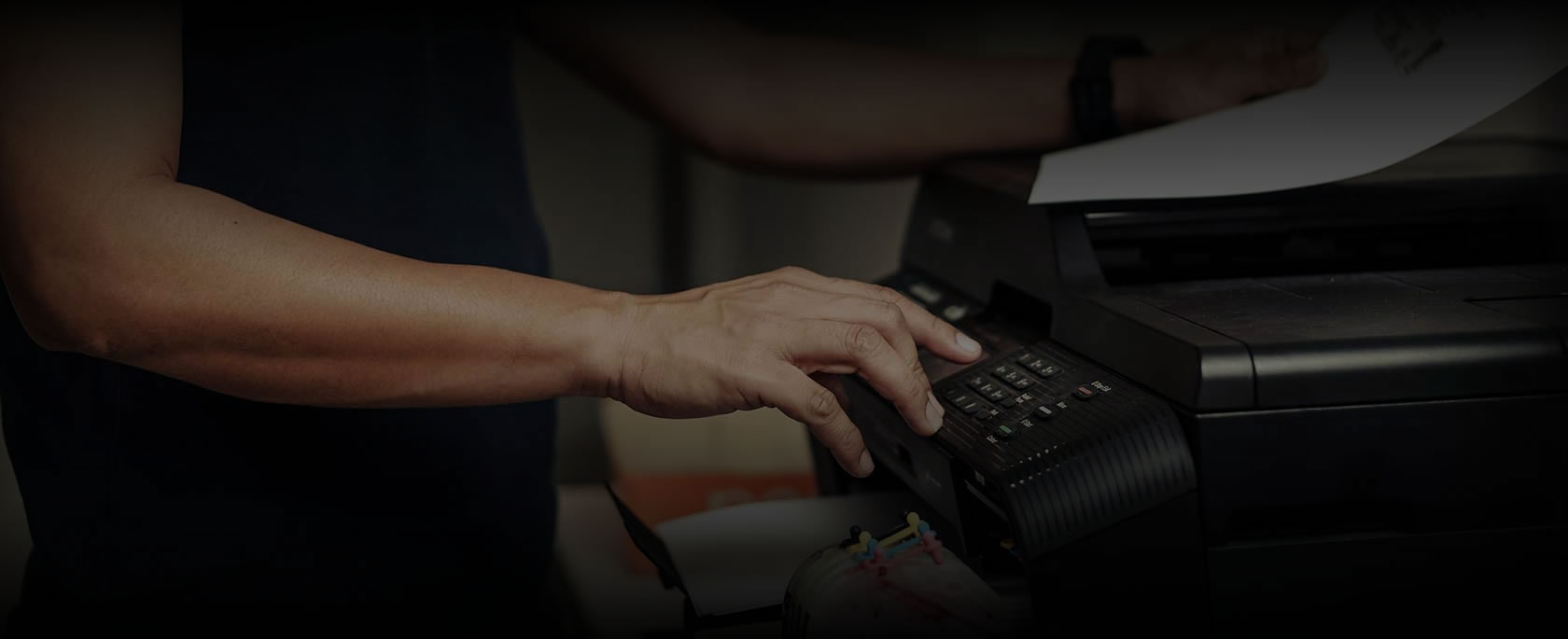 Подменный принтер или картридж - бесплатно!